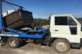 Construction equipment hire | Mudgeeraba QLD | Skip bin hire