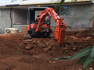 Construction equipment hire | Mudgeeraba QLD | Complete earthworks service