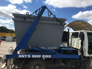 Construction equipment hire | Mudgeeraba QLD | Skip bin hire on Gold Coast for every project